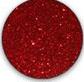 Glitter Röd